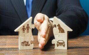 Vypořádání majetku